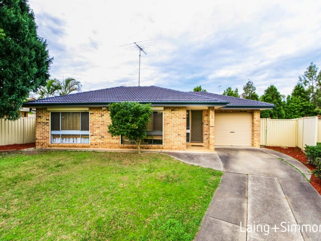 9 Whittier Street, Quakers Hill, NSW 2763
