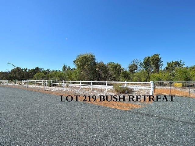 Lot 219 Bush Road, Nambeelup, WA 6207