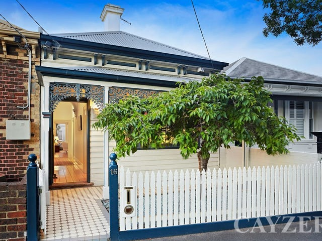 16 Glover Street, South Melbourne, Vic 3205