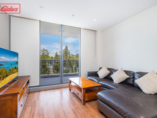 903/90 George St, Hornsby, NSW 2077
