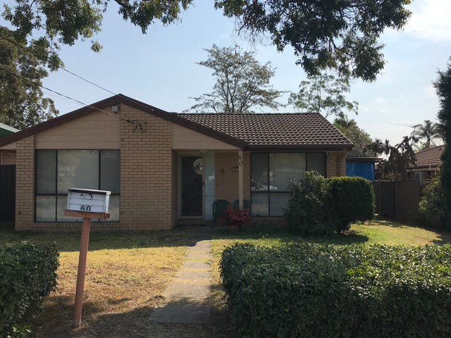 60 Jindalla Crescent, Hebersham, NSW 2770