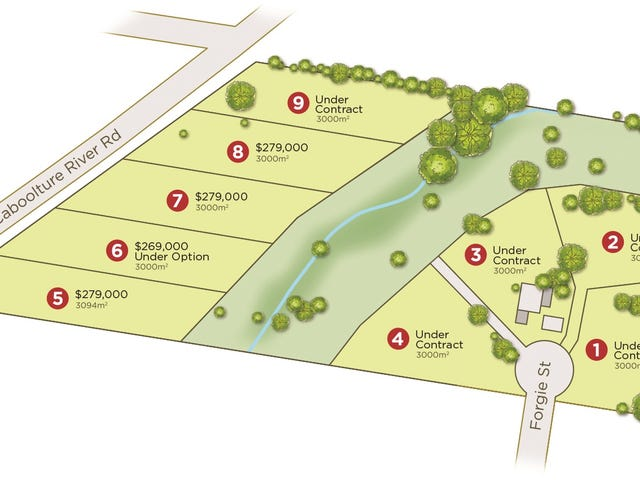 Proposed Lots 624 Caboolture River Road, Upper Caboolture, Qld 4510