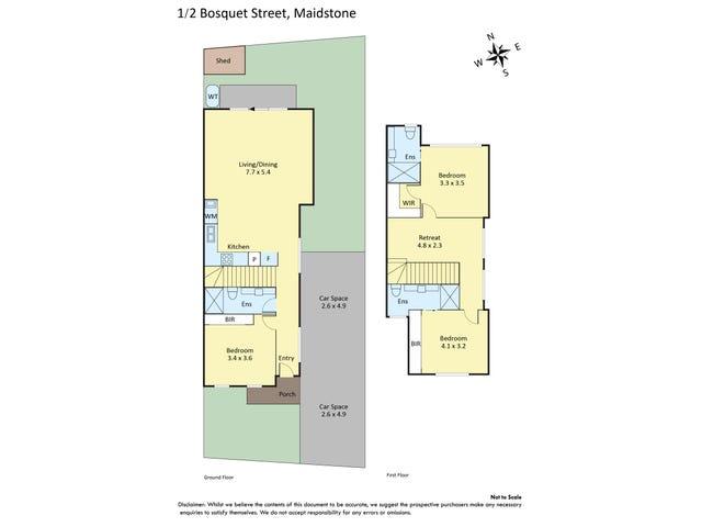 2 Bosquet Street, Maidstone, Vic 3012