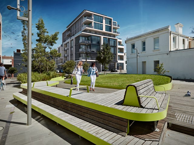 Townhouse 2/27 Oxford St, Collingwood, Vic 3066