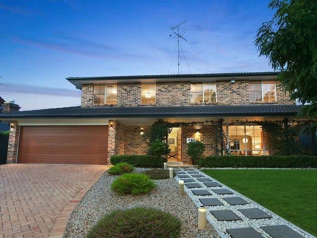 240 Ridgecrop Drive, Castle Hill, NSW 2154