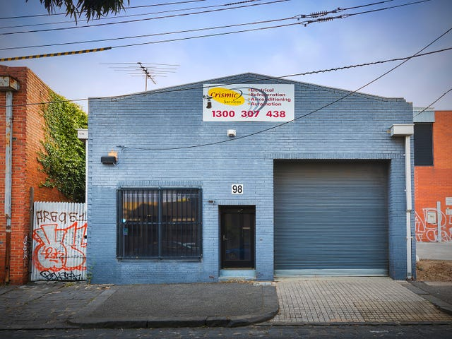 98 Munster Terrace, North Melbourne, Vic 3051
