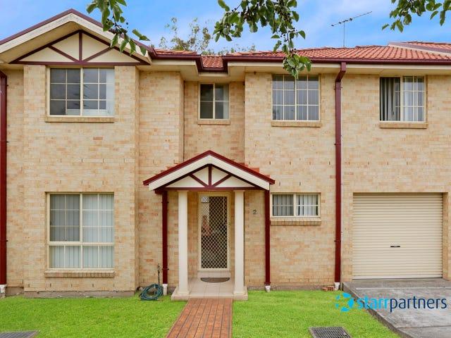 2/1 Kensington Park Road, Schofields, NSW 2762