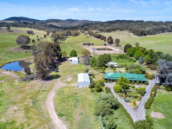 564 Greenwood Road, Murrumbateman, NSW 2582
