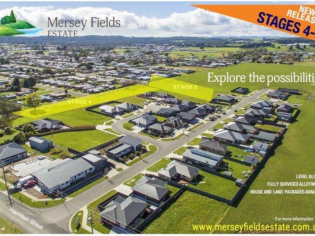 Land - Mersey Fields Estate, Latrobe, Tas 7307