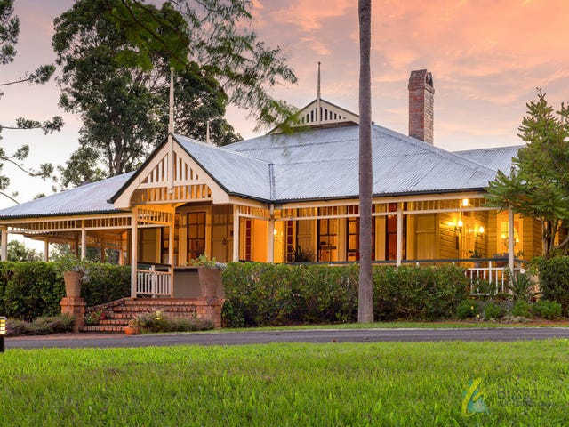 141 Airlie Road, Pullenvale, Qld 4069