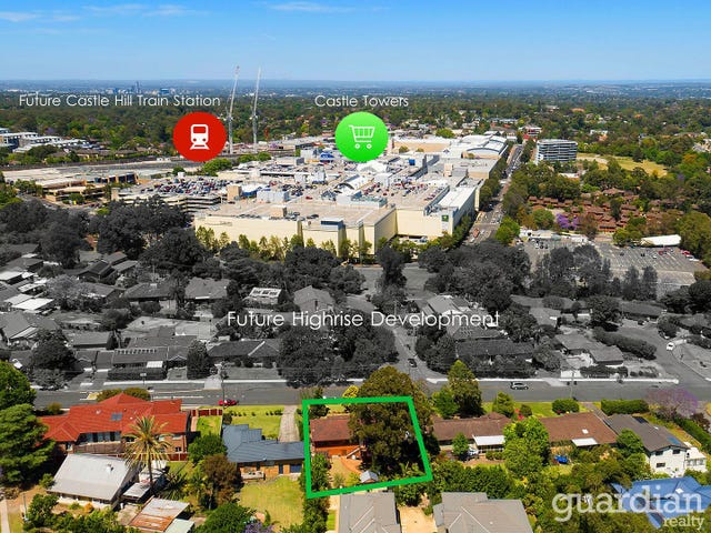 3 Gilham Street, Castle Hill, NSW 2154