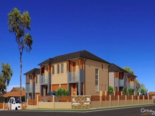 55 Middleton Crescent & Luxford Rd, Bidwill, NSW 2770