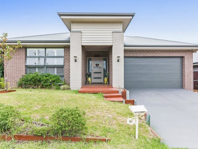 21 Amarco Circuit, The Ponds, NSW 2769