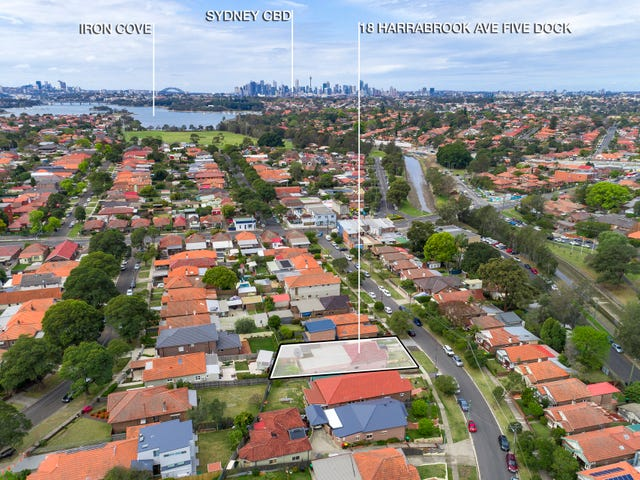 18 Harrabrook Avenue, Five Dock, NSW 2046