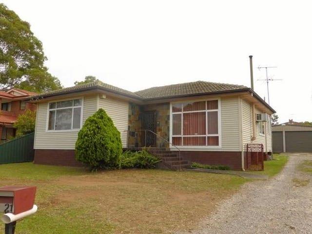 21 Arnold Avenue, St Marys, NSW 2760