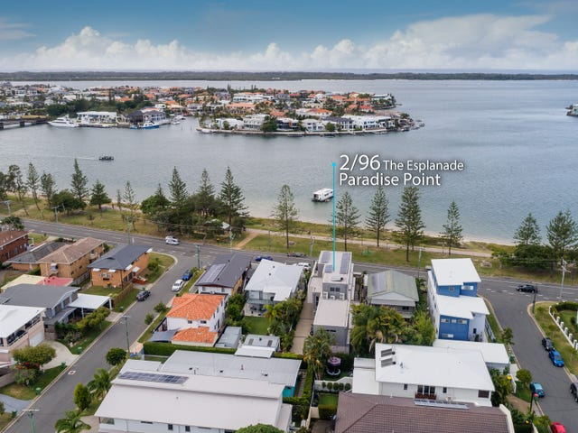 2/96 The Esplanade, Paradise Point, Qld 4216