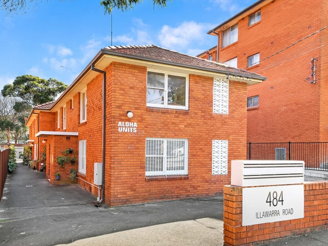 5/484 Illawara Road, Marrickville, NSW 2204
