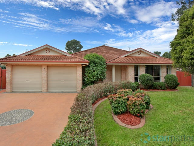 8 McCabe Place, Rouse Hill, NSW 2155