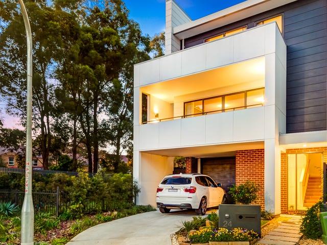 24 Colebee Street, Ryde, NSW 2112