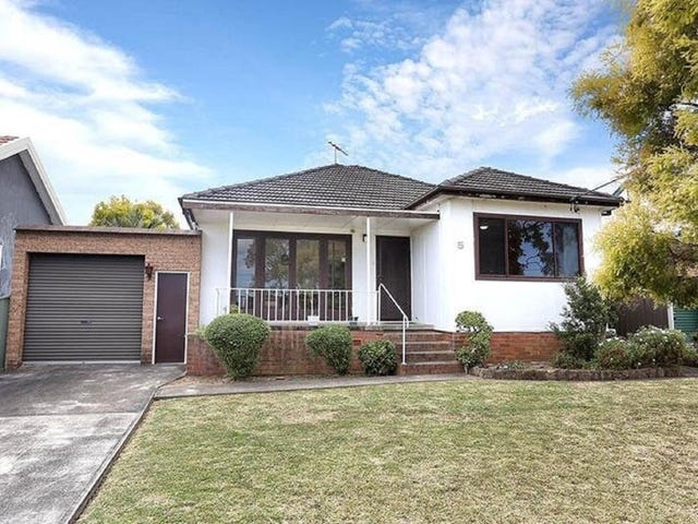 5 Mountview Avenue, Chester Hill, NSW 2162