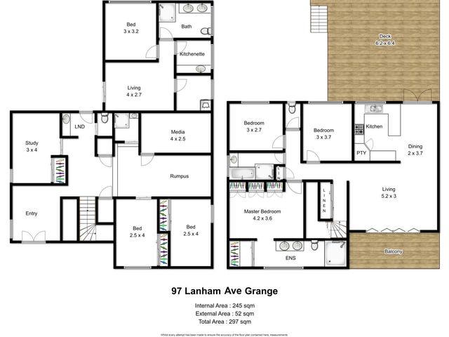 97 Lanham Avenue, Grange, Qld 4051