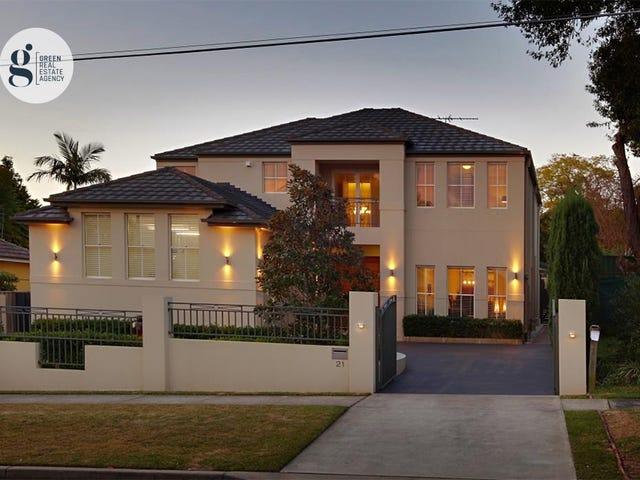 21 Bennett Street, West Ryde, NSW 2114