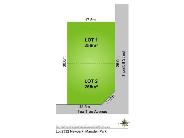 Lot 2332 Newpark, Marsden Park, NSW 2765
