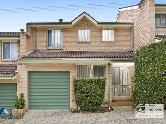 25/42 Wandella Ave, Northmead, NSW 2152