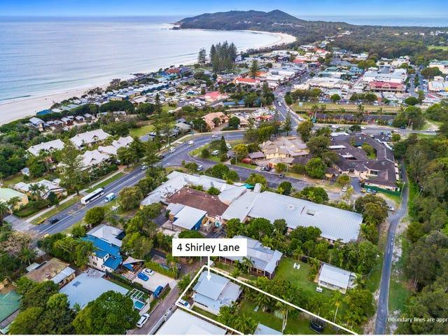 4 Shirley Lane, Byron Bay, NSW 2481