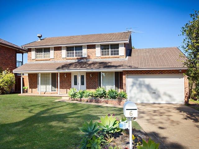 6 Byron Place, Illawong, NSW 2234