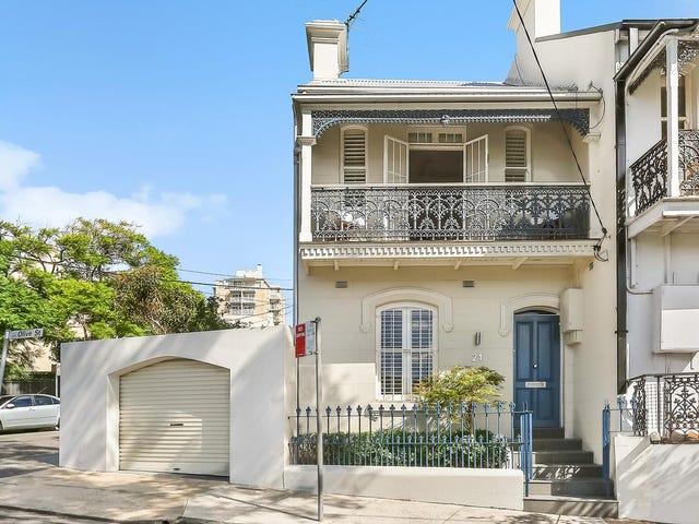 21 Olive Street, Paddington, NSW 2021