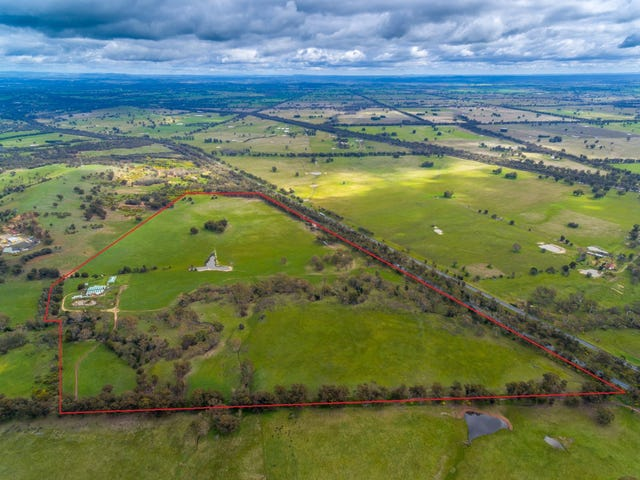 572 MCCRACKENS ROAD, Locksley, Vic 3665