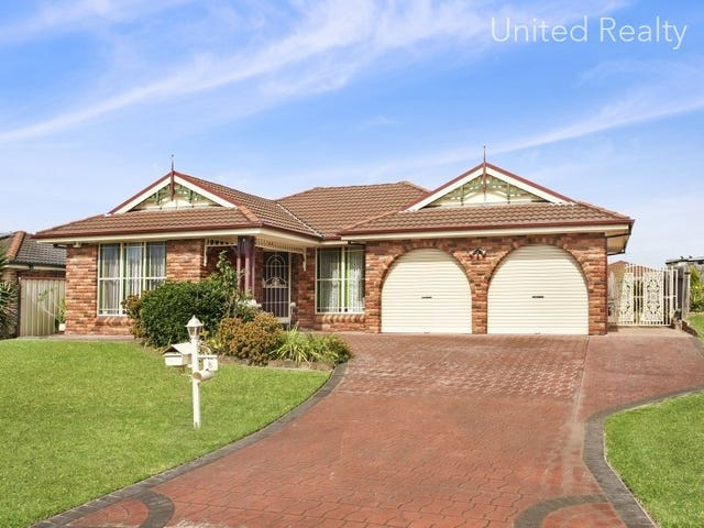 8 Louth Place, Hoxton Park, NSW 2171