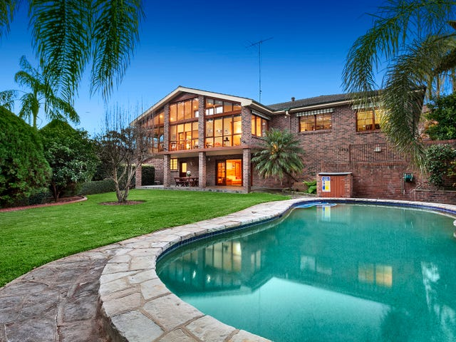 25 Pioneer Place, Castle Hill, NSW 2154