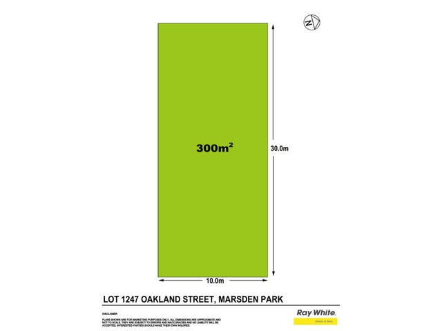 Lot 1247 Oakland Street, Marsden Park, NSW 2765