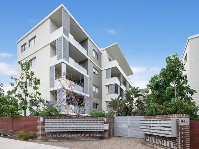 118/54A Blackwall Point Road, Chiswick, NSW 2046