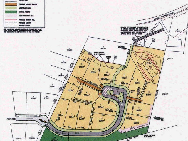 15 Lots Corey Close (via Corey Court), Palmwoods, Qld 4555