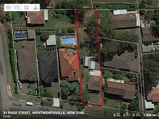 31 Page Street, Wentworthville, NSW 2145