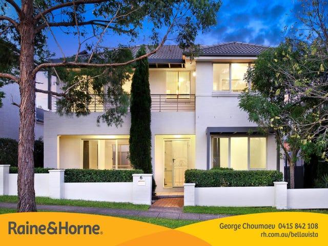 6 Tilbury Avenue, Stanhope Gardens, NSW 2768