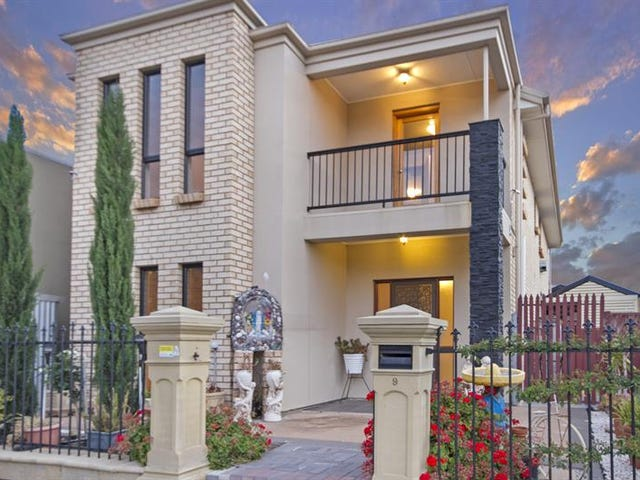9 Harvey  Cct, Mawson Lakes, SA 5095
