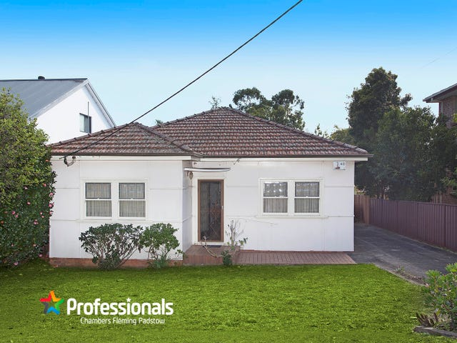 40 Springfield Road, Padstow, NSW 2211