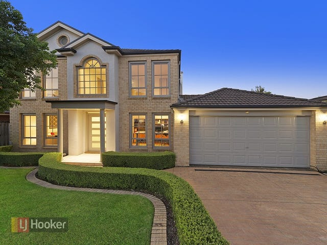 3 Moroney Ave, Castle Hill, NSW 2154