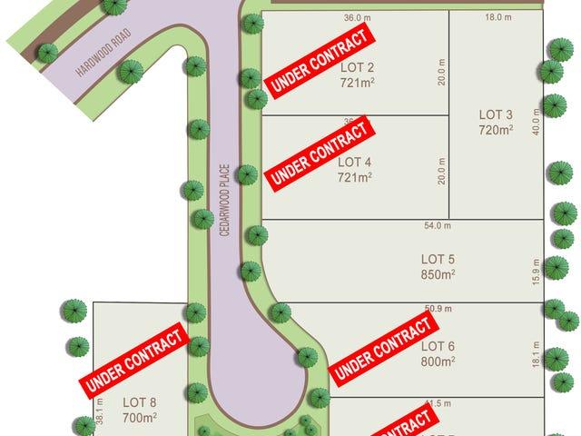 8 Cedarwood Place (8 Hardwood Road), Landsborough, Qld 4550