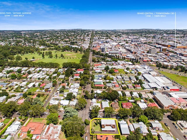 99 Campbell Street, Toowoomba City, Qld 4350