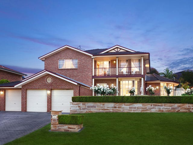 3 La Vista Grove, Castle Hill, NSW 2154