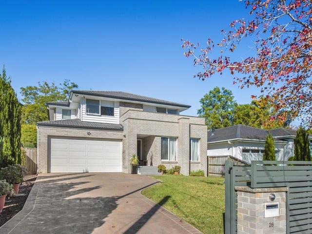 26 Kamilaroy Road, West Pymble, NSW 2073
