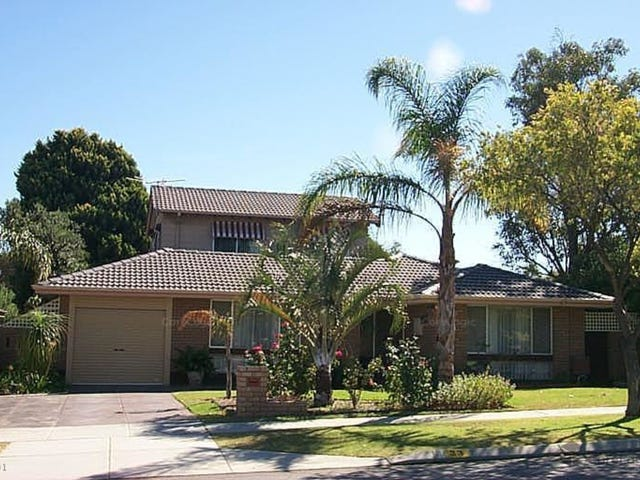 Hamersley, address available on request
