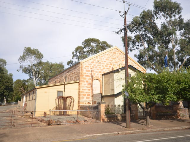 Watervale Hall - Main North Road, Watervale, SA 5452