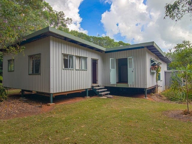 103 Rosewood Road Cow Bay, Daintree, Qld 4873