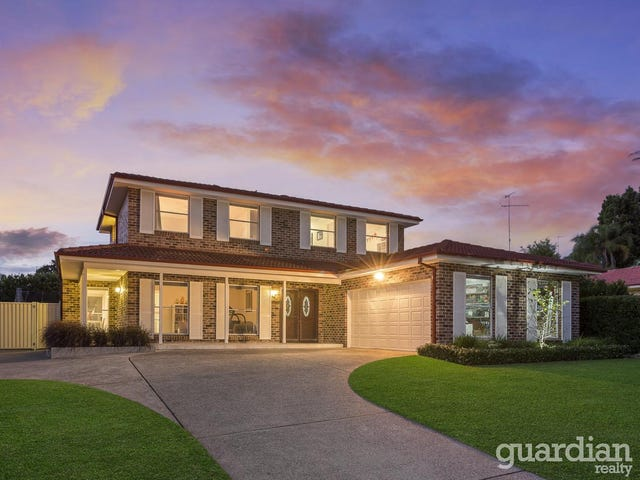 8 Squire Place, Castle Hill, NSW 2154